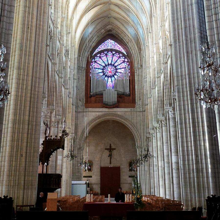 Saint-Gervais-et-Saint-Protais cathedral