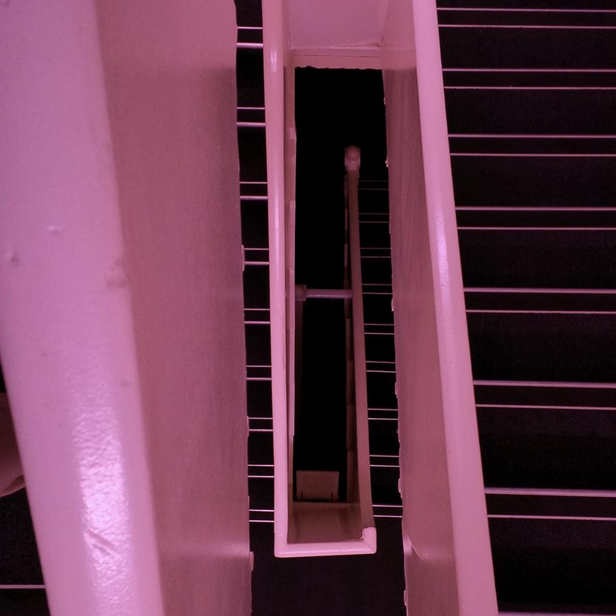Stairs at the NVA