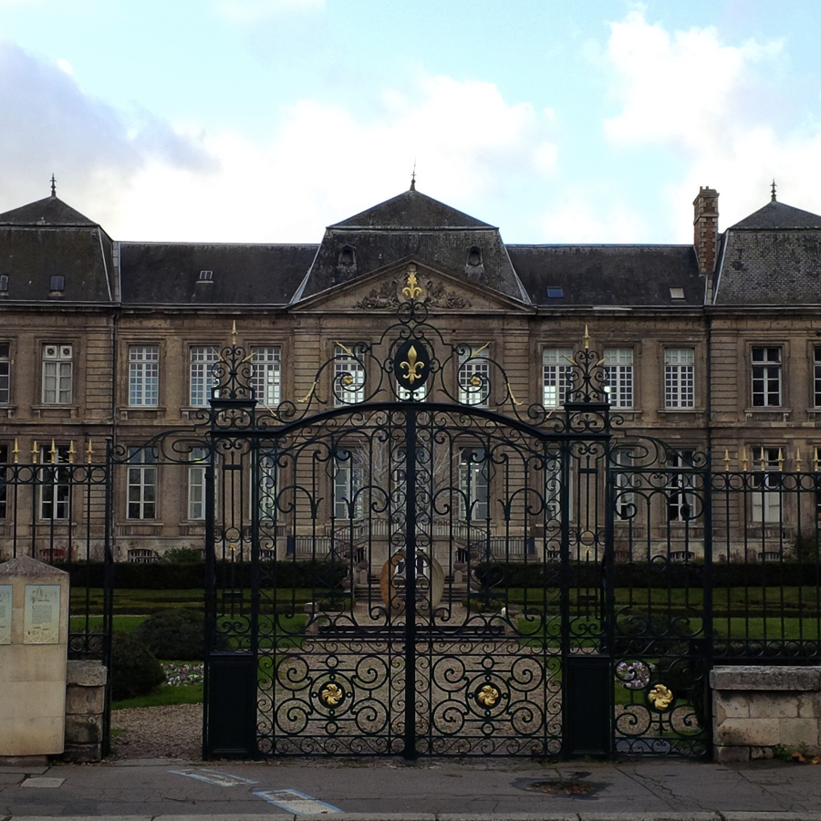 Soissons' townhall