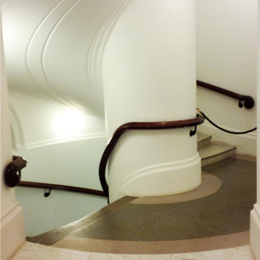 Staircase at Tate Britain